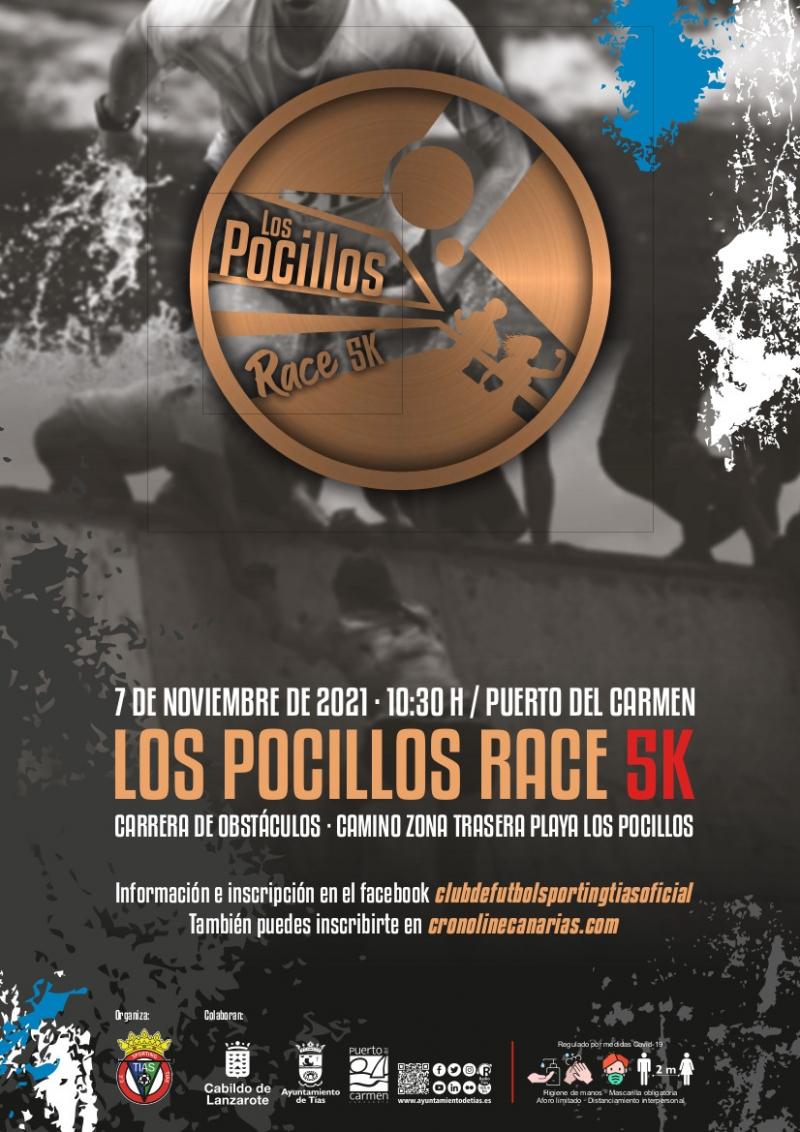 LOS POCILLOS RACE 5KM - Inscríbete