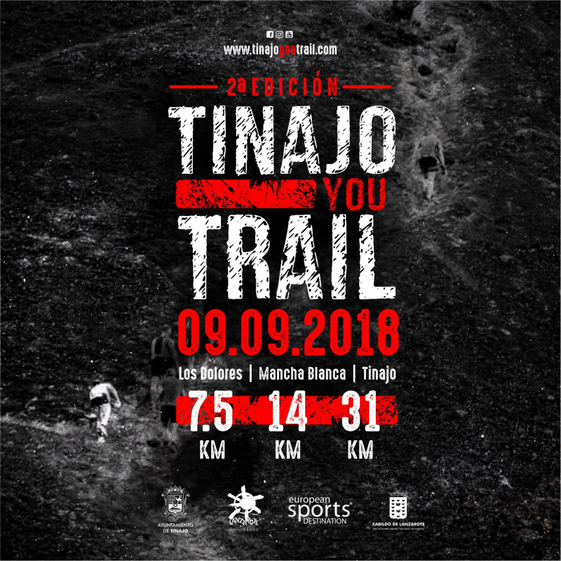 TINAJO YOU TRAIL - Inscríbete