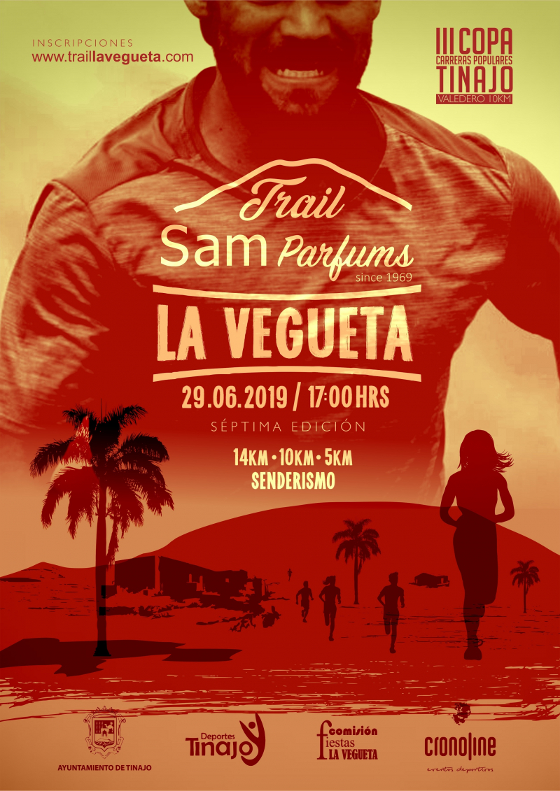 TRAIL LA VEGUETA 2019 - Inscríbete