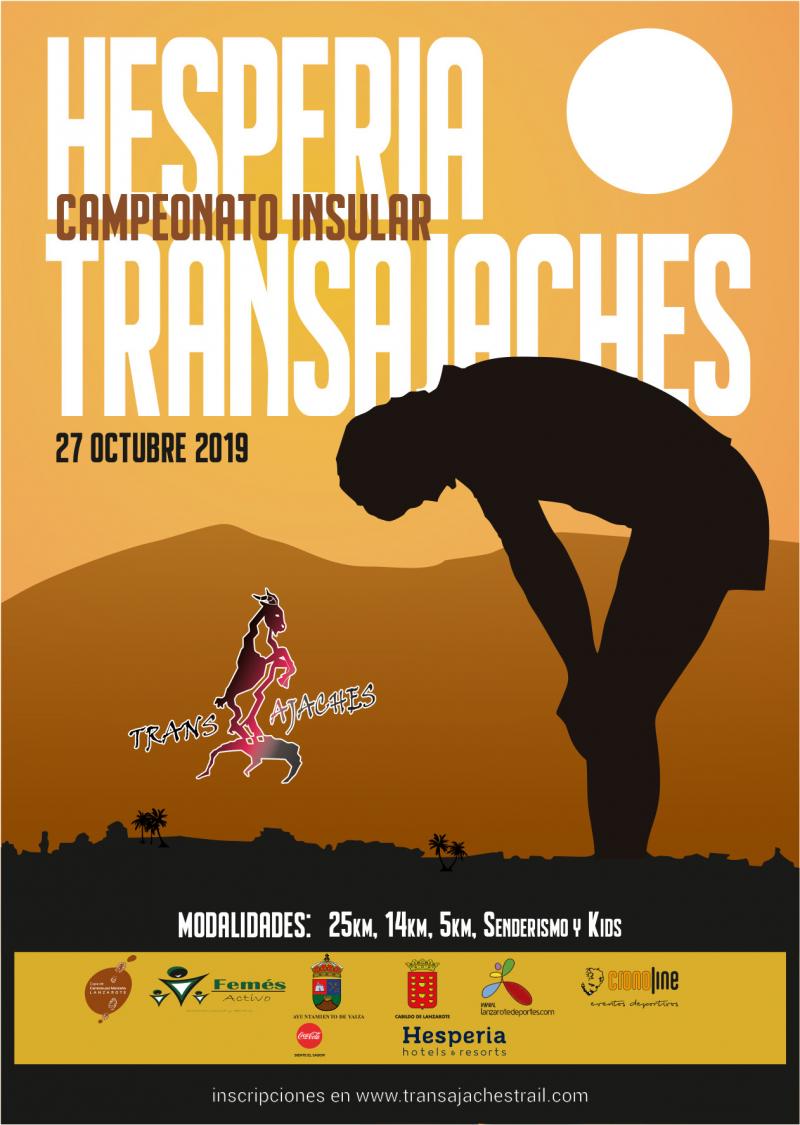 HESPERIA TRANSAJACHES 2019 - Inscríbete