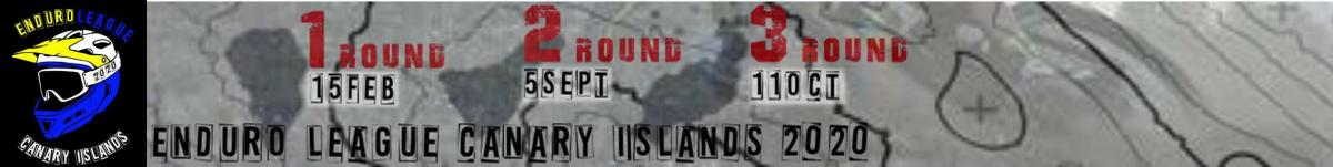 ENDURO LEAGUE CANARY ISLANDS