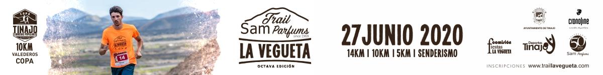 TRAIL SAM PARFUMS LA VEGUETA